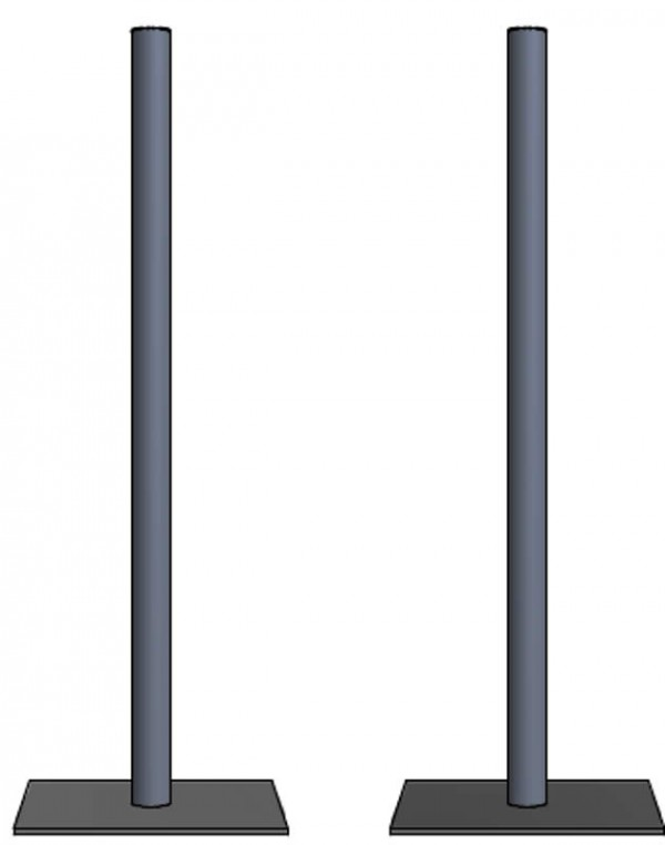 Potelet anti-stationnement