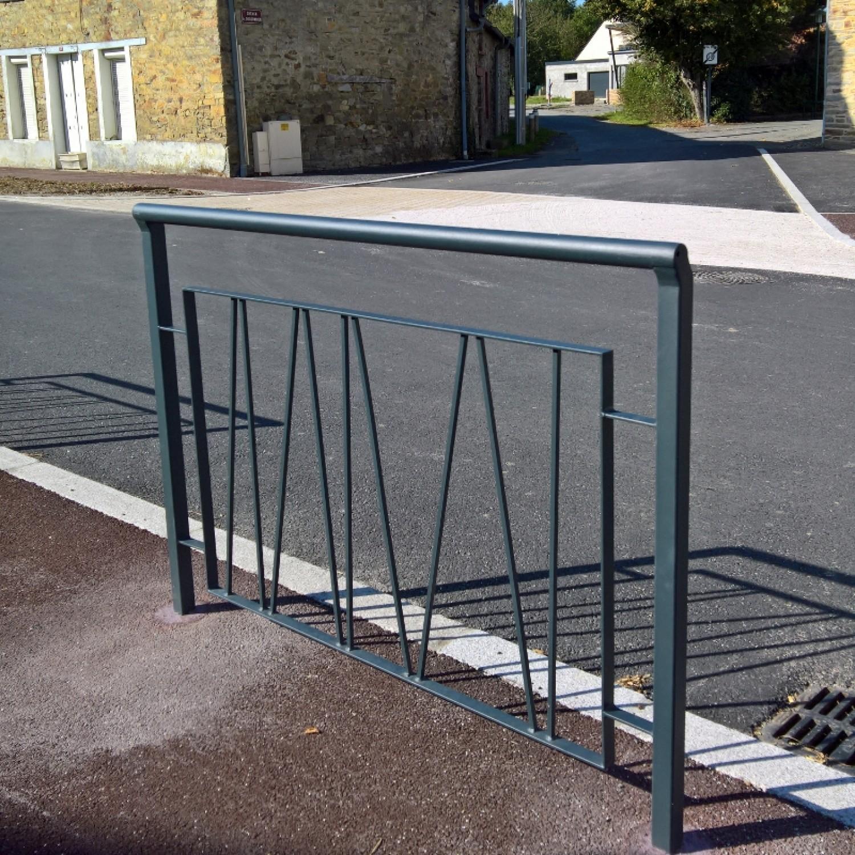 Barrière de ville S