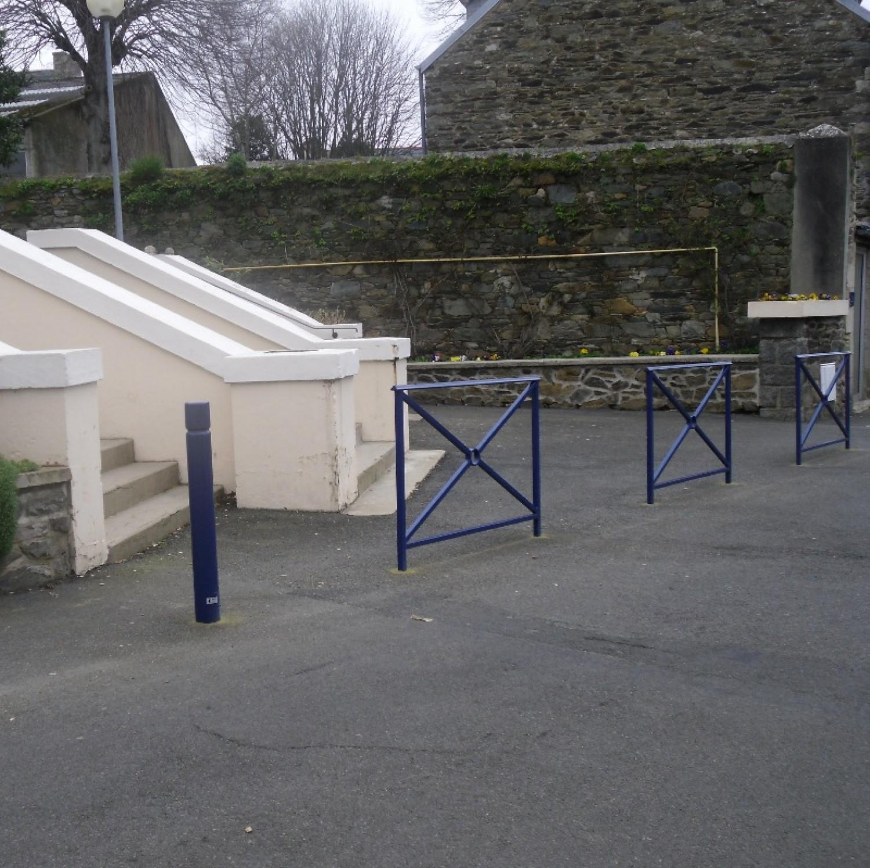 Barrière Urbaine, modèle: Grand-Quartier V.2