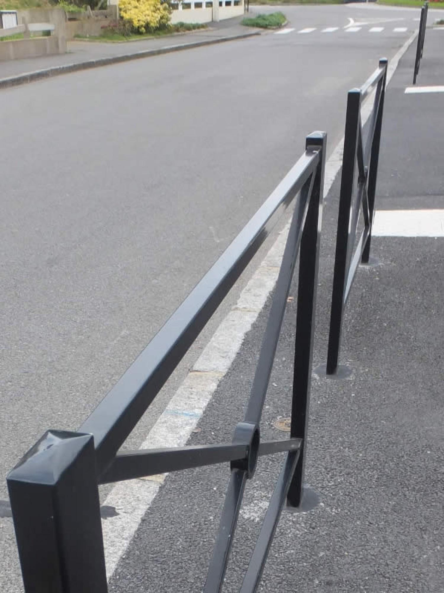 Barrière de rue