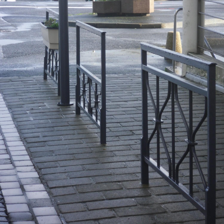 Barrière de rue Trinité