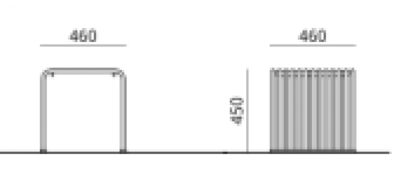 Banc Cube ZEROQUINCI.015