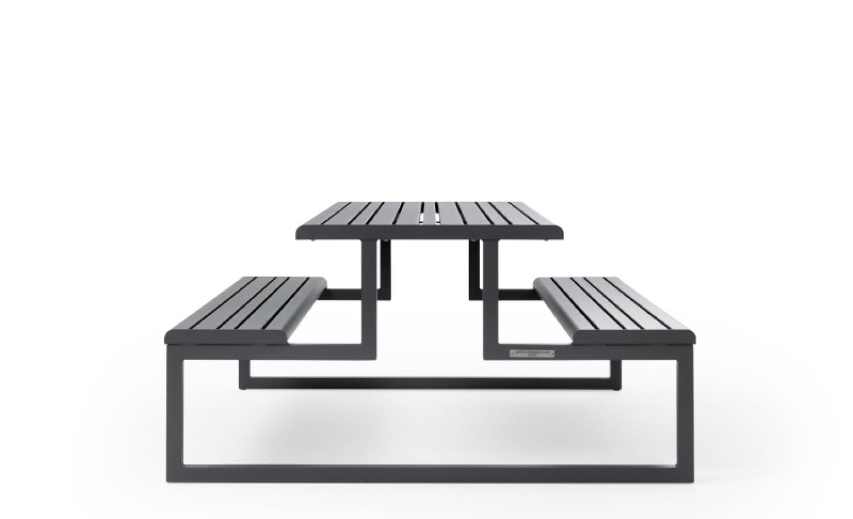 Table pique nique VENTIQUATTRORE.H24